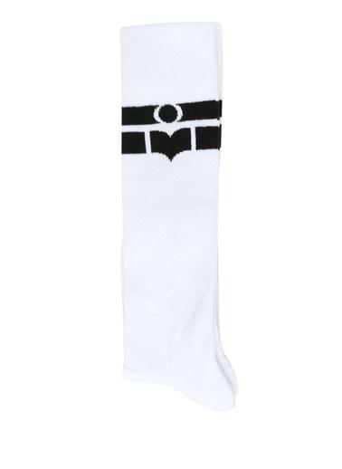 Etoile İsabel Marant Çorap Beyaz
